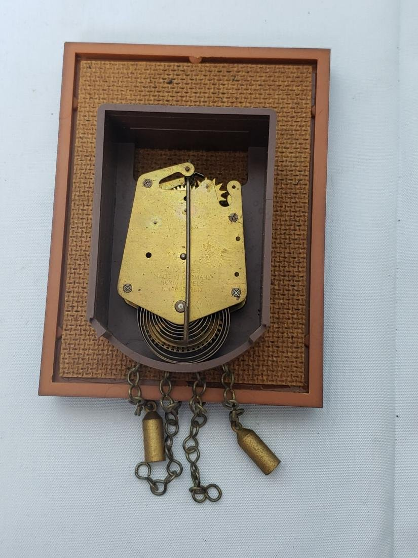 HUMMEL CLOCK WIND-UP WITH PENDULUM - 2