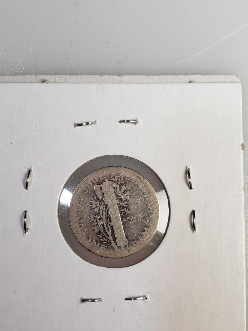 17 Mercury Silver Dimes - 3