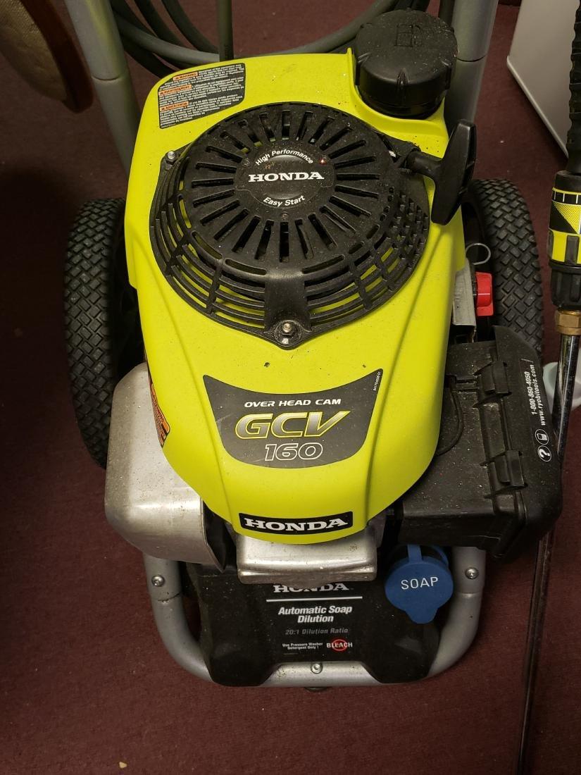 Ryobi High Performance Power Washer & Craftsman Wet Vac - 2
