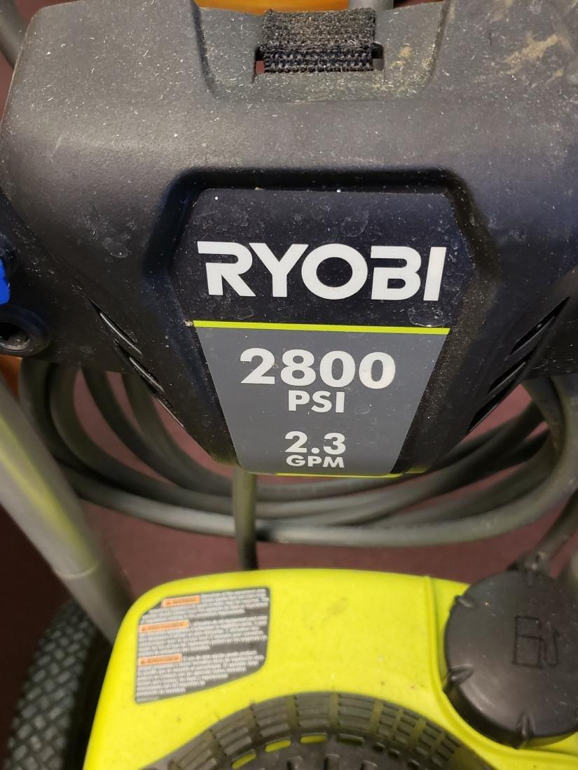 Ryobi High Performance Power Washer & Craftsman Wet Vac - 3