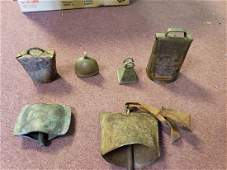 ANTIQUE ANIMAL BELLS FROM AROUND WORLD ARCHAEOLOGICAL
