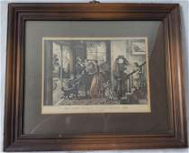 Currier & Ives The Four Seasons Of Life Middle Age