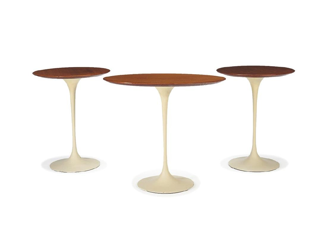 Eero Saarinen: Side tables (3)