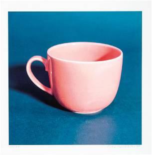 John Baldessari: Millennium Piece (with Pink Cup)