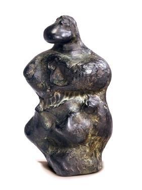 Henry Moore: Three-Quarter Figure