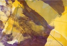 Paul Jenkins: Untitled