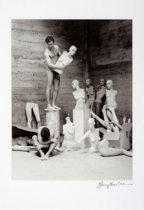 Larry Merkle: Mannequins