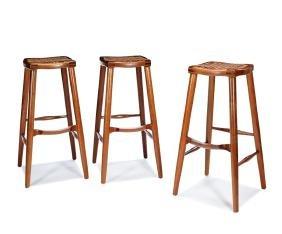 Sam Maloof: Bar stools (3)