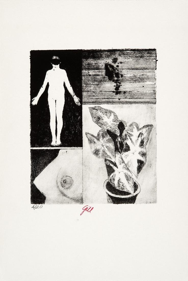 James Gill: Group of prints (8)