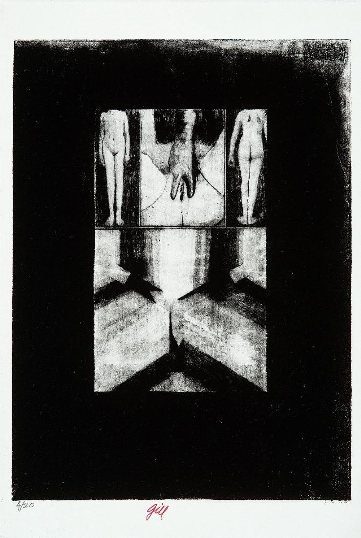 James Gill: Group of prints (8) - 4