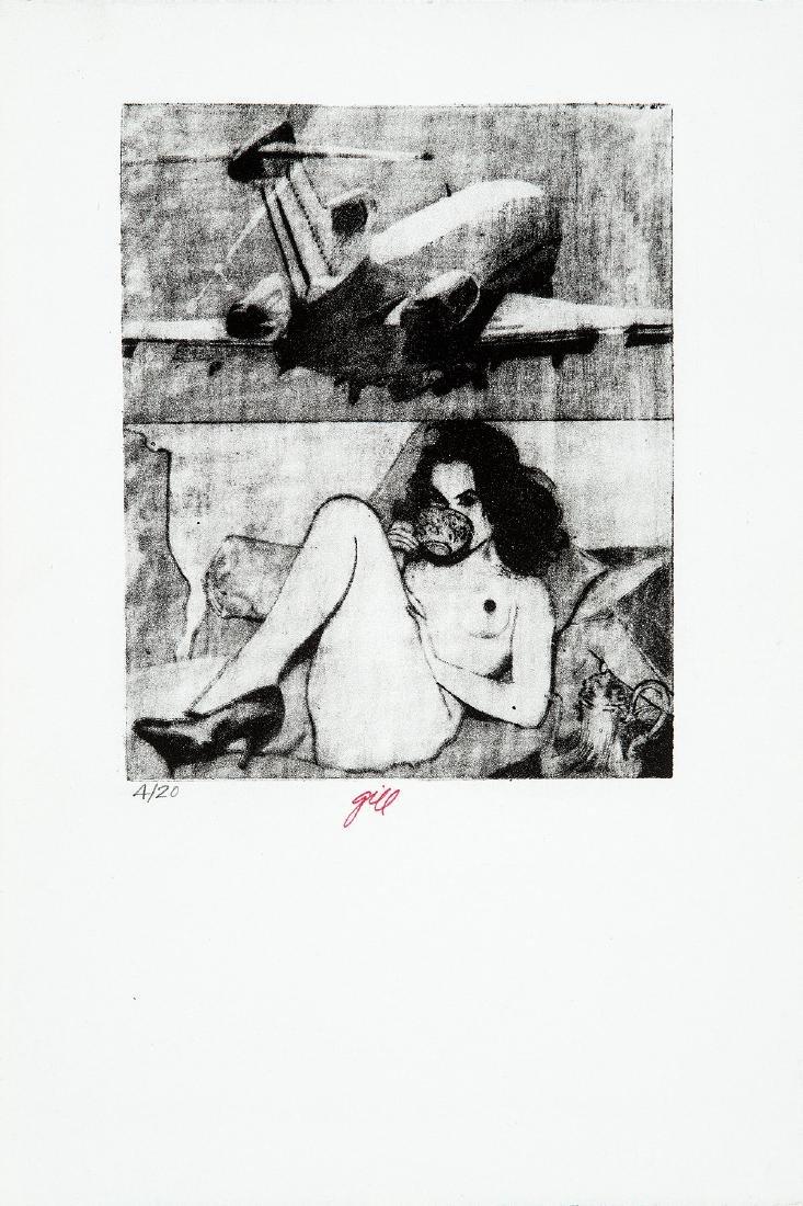 James Gill: Group of prints (8) - 7