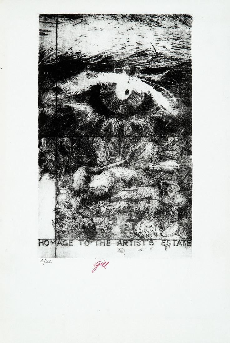 James Gill: Group of prints (8) - 8