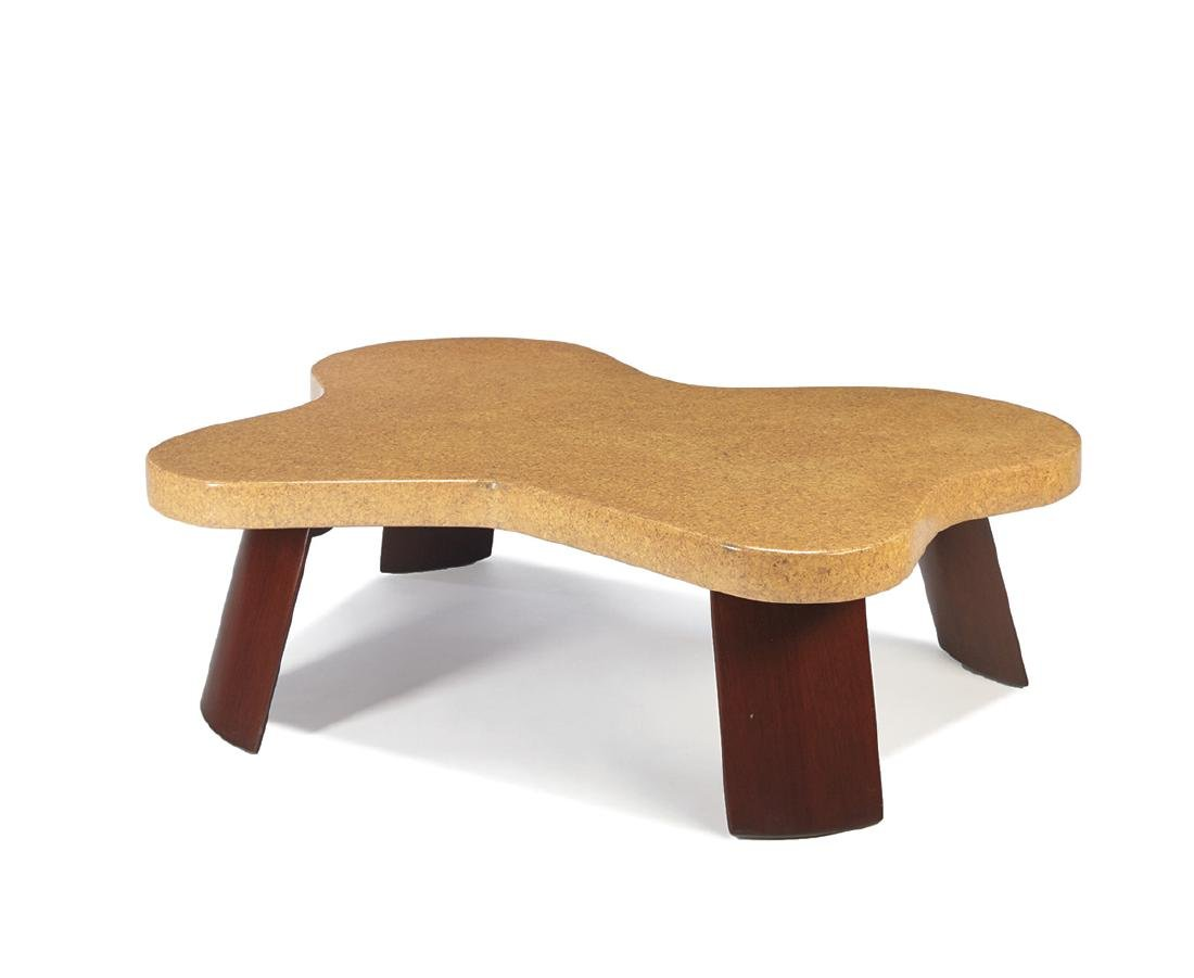 Paul Frankl: Coffee table