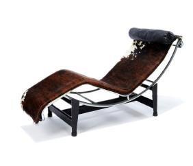 Le Corbusier: Chaise lounge