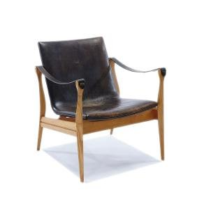 Karen & Ebbe Clemmensen: Lounge chair
