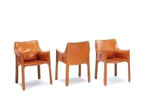 Mario Bellini: Cab armchairs (6)