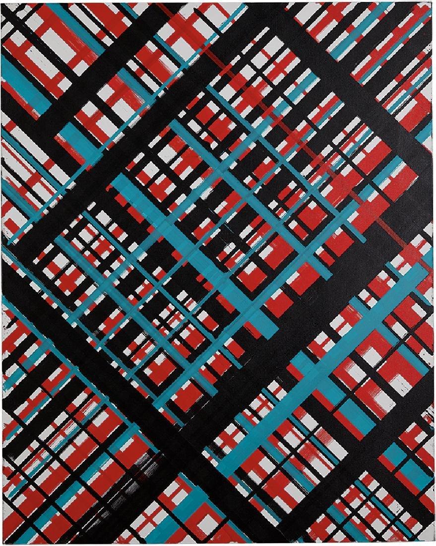 Ed Moses: Grid #7