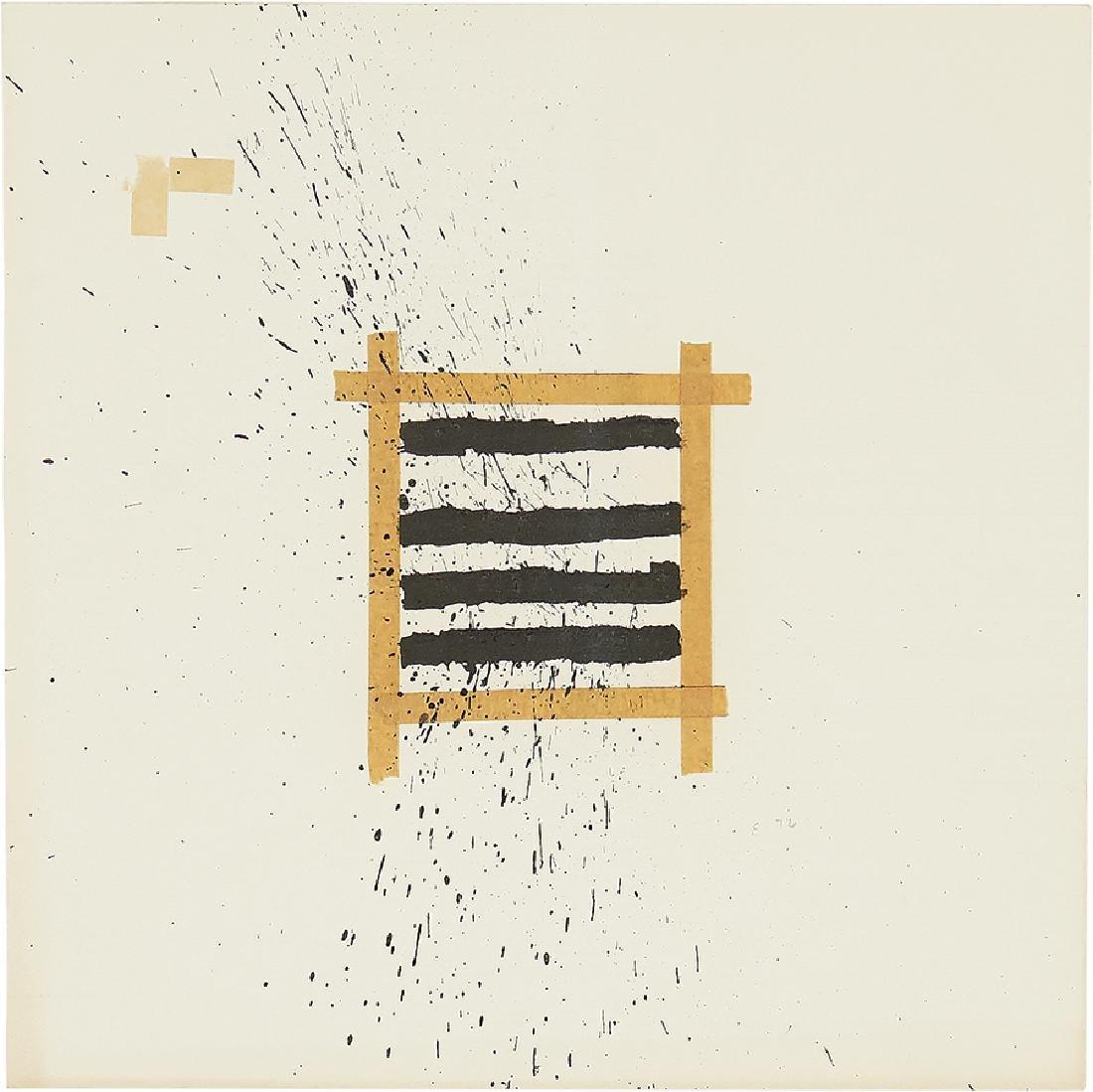 Ed Moses: Untitled