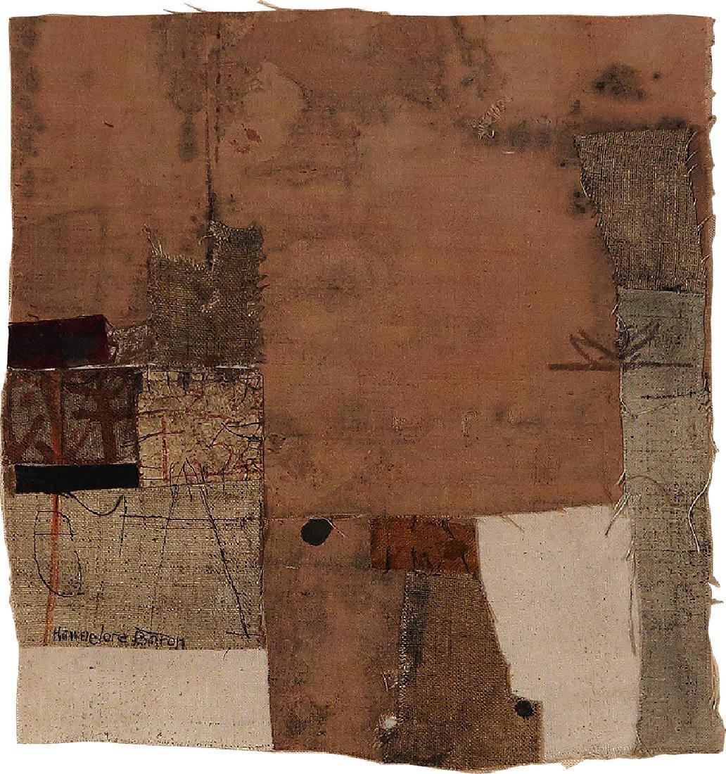 Hannelore Baron: Untitled (C76-003)