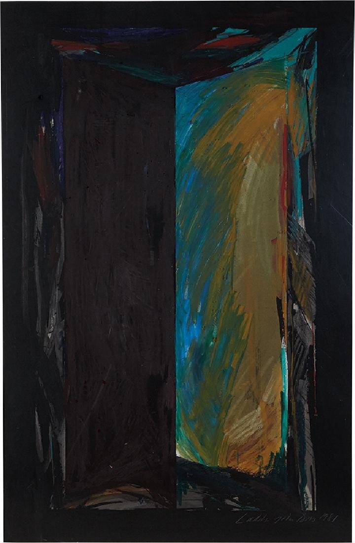 Laddie John Dill: Untitled