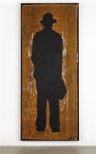 Jonathan Borofsky: Man With a Briefcase (C)