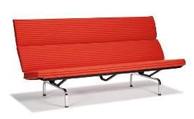 Charles & Ray Eames: Sofa Compact