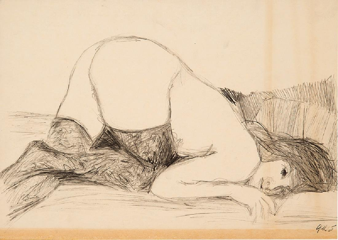 James Gill: Suite of drawings (5) - 2