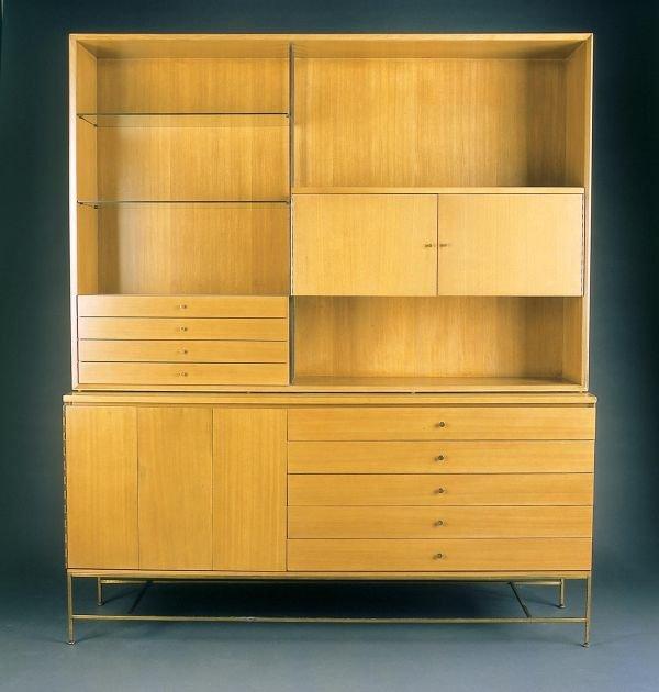 1: Paul McCobb  Irwin Collection Breakfront