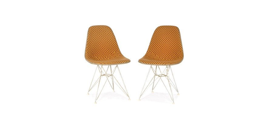 Charles & Ray Eames, Side chairs (5)