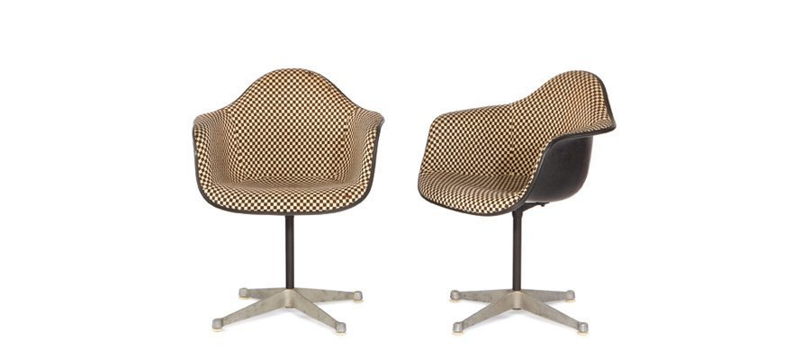 Charles & Ray Eames, Armchairs (2)
