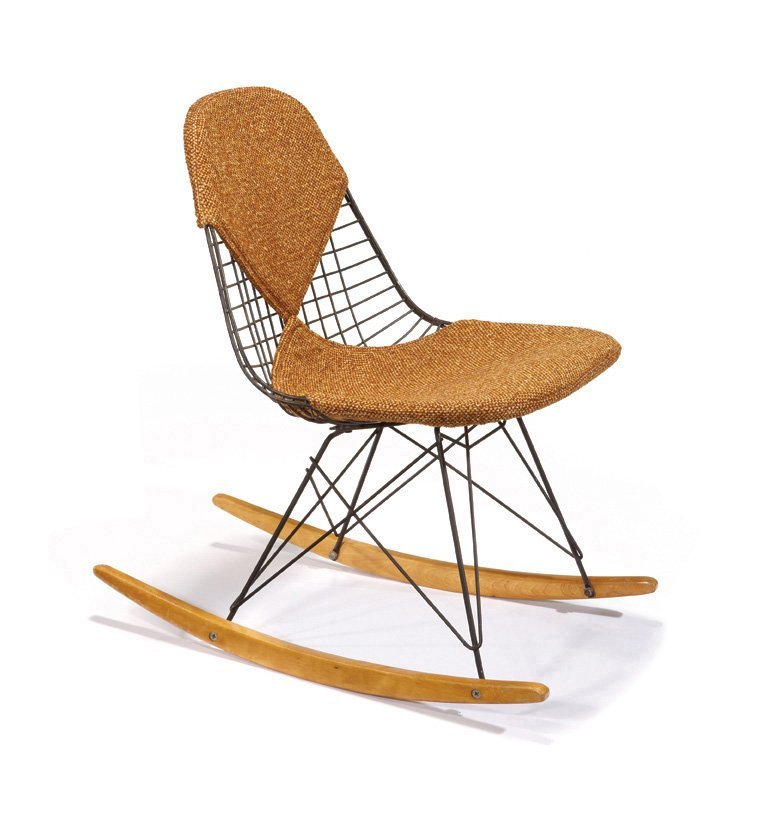 Charles & Ray Eames, Rocker
