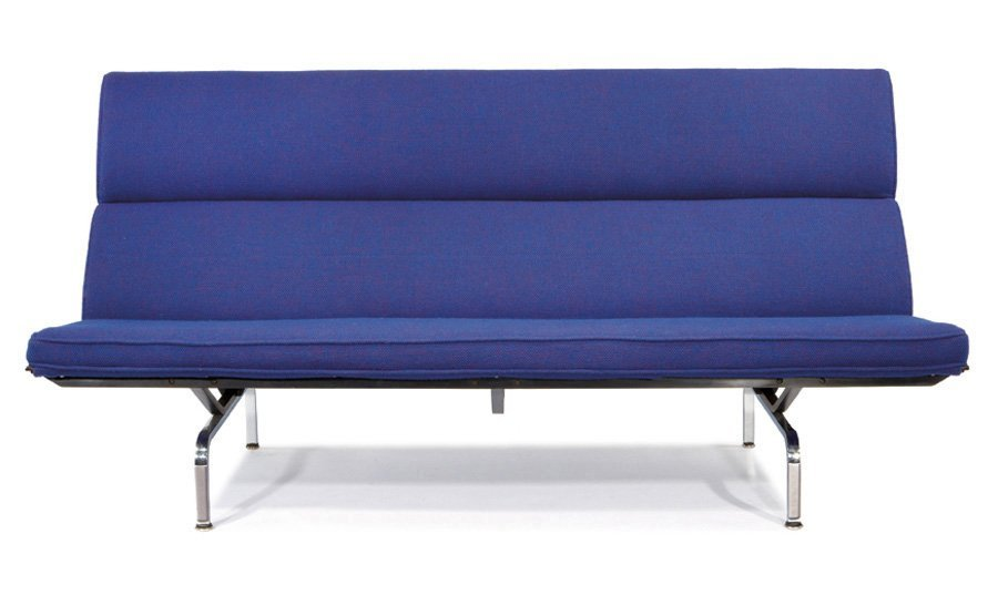 Charles & Ray Eames, Sofa Compact