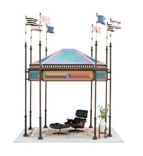 Charles & Ray Eames, Freestanding kiosk