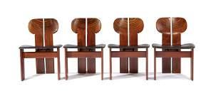Afra & Tobia Scarpa, Artona chairs (8)