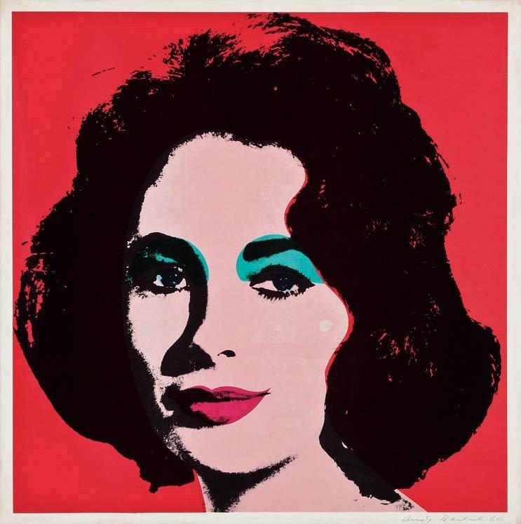 Andy Warhol, Liz