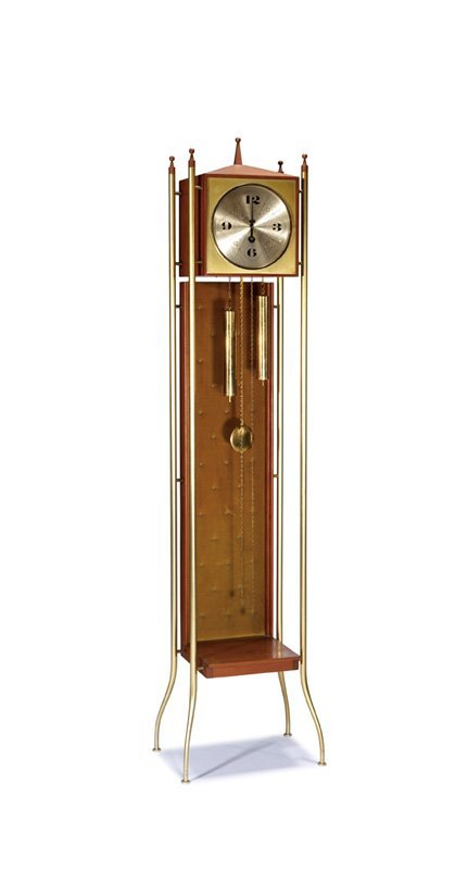 George Nelson, Grandfather clock