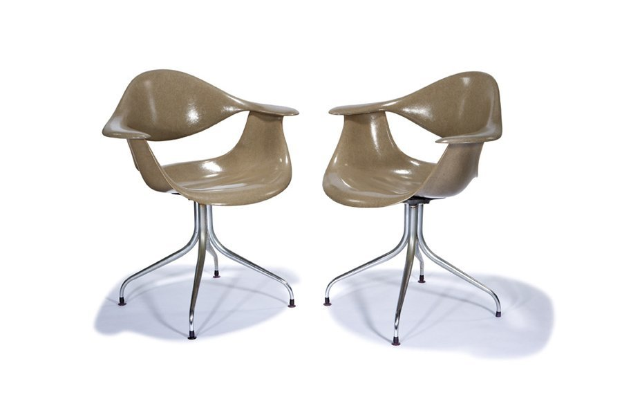 George Nelson, Armchairs (4)