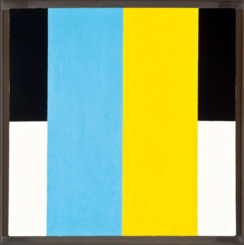 Frederick Hammersley, Pairable #6