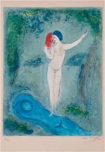 Marc Chagall, Chloe's Kiss