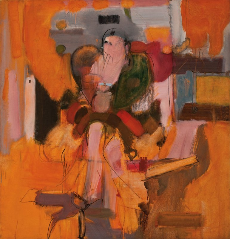 Larry Rivers, Valentine Painting