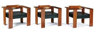 Afra & Tobia Scarpa, Artona dining chairs (6)