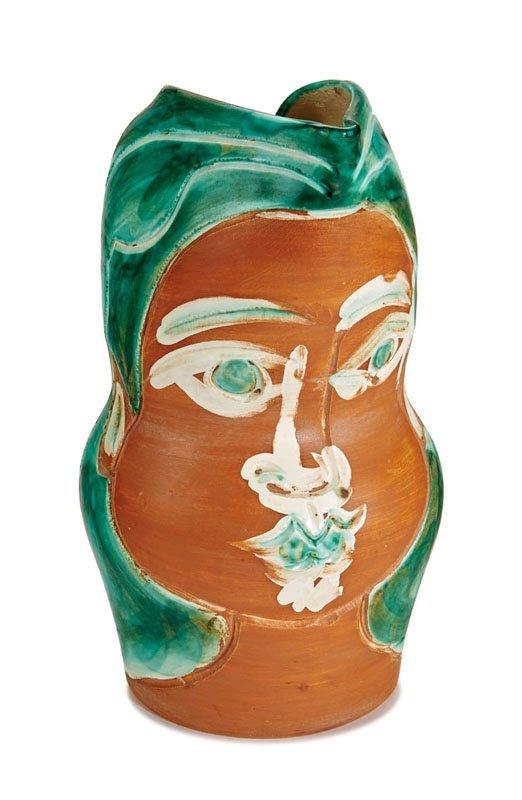 Pablo Picasso, Woman's Face