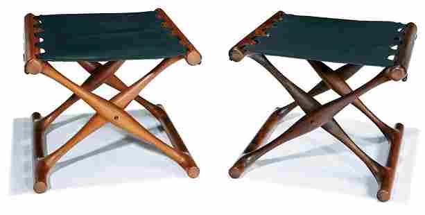 Poul Hundevad, Gold Hill folding stools (2)