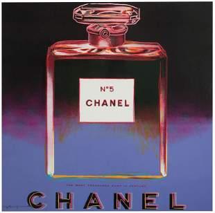 Andy Warhol, Chanel (Ads portfolio)