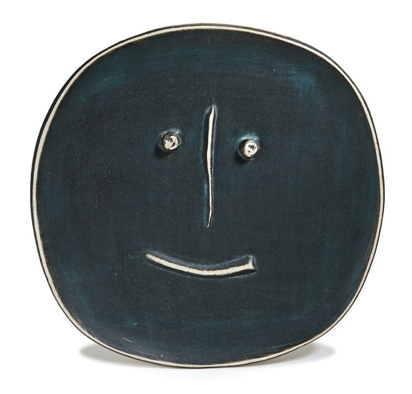 Pablo Picasso, Patinated Face