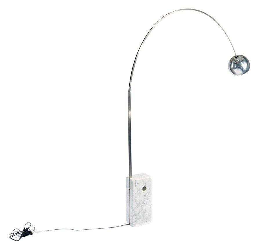 Achille & Pier Giacomo Castiglioni, ARCO floor lamp