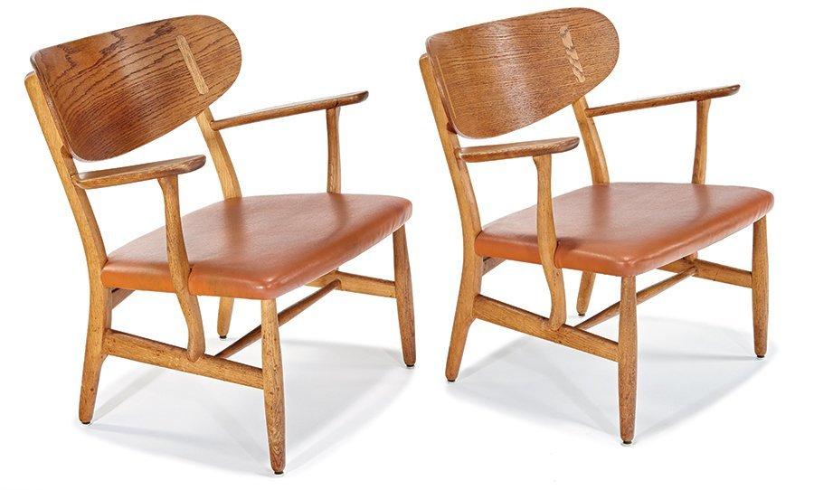 Hans Wegner, Easy chairs (2)