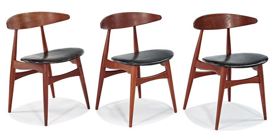 Hans Wegner, Dining chairs (6)