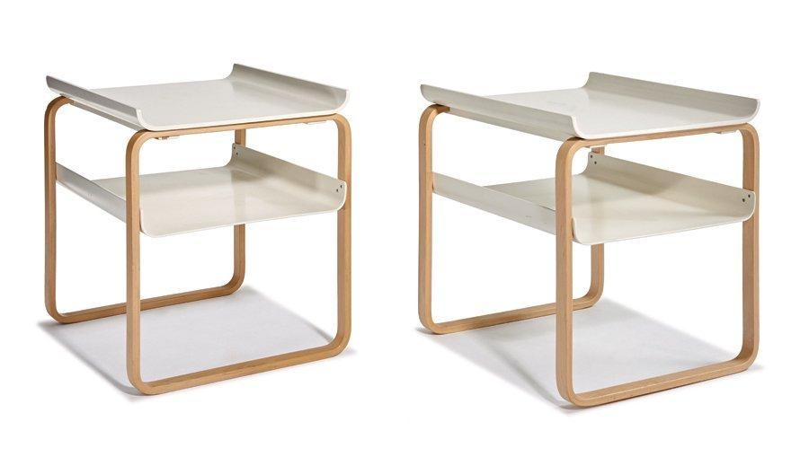 Alvar Aalto, Paimio tables (2)