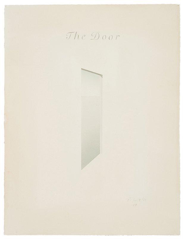 Peter Lodato, The Door